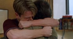 It's not your fault. Good will hunting