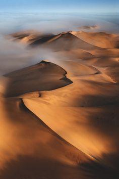 The Namib by Antony Spencer