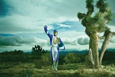 Rhe new Eric Curtis photography book, Fallen Superheroes