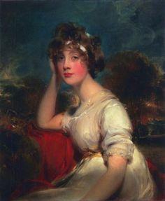 Thomas Lawrence, Lady Jane Long (1793), Huntington Art Gallery, Pasadena CA