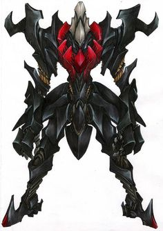 Mecha Darkrai                                                                                                                                                                                 More