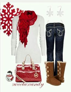 Christmas winter clothes really want this