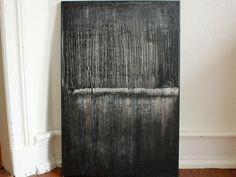 Acrylmalerei - Abstrakte Kunst auf Leinwand 60cm x 90cm - ein Designerstück von simeART bei DaWanda