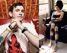 Google Image Result for http://www.brooklynvegan.com/img/music2/tom-gabel-transgender.jpg  Tommy Gabel turned Laura Jane Grace.