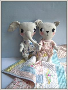 cloth and thread buddies