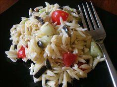 Greek Orzo Salad Recipe - Greek.Food.com - 39658