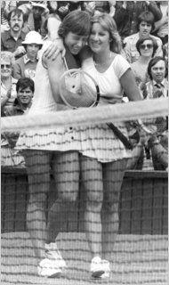 Martina & Chris - tennis