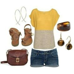 Sumer Outfit