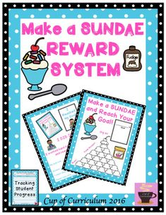 "Improve individual, small group and whole class behavior quickly with this reward system. Save your classroom management and get back to teaching!Students earn scoops of ice-cream"" every time they exhibit the target behavior. Color in or cross out each scoop of ice-cream."