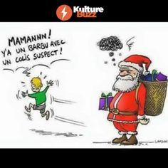 Humour noir  #papanoel