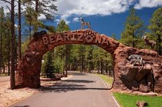 Bearizona - Williams, AZ - Looking forward to this, even if Bears are hibernating!