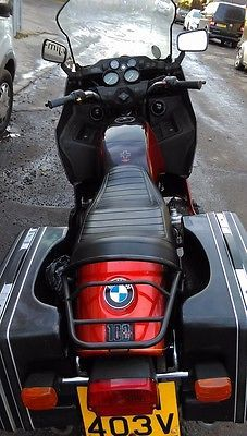 BMW R100RT 1980 RT LOW MILEAGE BMW LUGGAGE | BMW | Motorcycles & Scooters - Zeppy.io