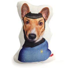 Basenji Spock Dog Toy Hipster Dog, Spock, Shiba, Dog Toys, Star Trek, Scooby Doo, Your Pet, Puppies, Stars