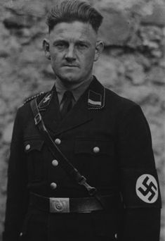 Nazi Dr Waldemar Hoven was arrested by the Nazis in 1943, accused of giving a lethal injection of phenol to an SS officer who was a potential witness in an investigation against Ilse Koch, with whom Hoven was rumoured to be having an affair. He was convicted and sentenced to death, although he was released in March 1945 due to the Nazi shortage of doctors.