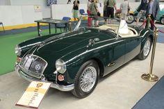 MG MGA - 1956