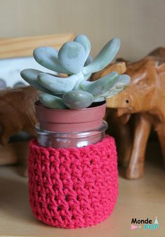 DIY cozy pot4ML