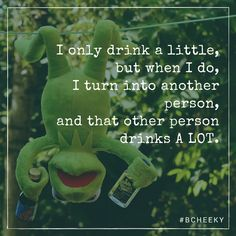 The cheeky truth about drinking... www.bCheekyApp.com