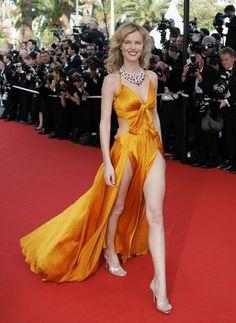 Eva Herzigova Cannes 2006