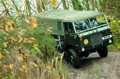 101 Forward Control built for military use.
