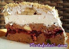 Plazma torta sa visnjama - Recept sa Slikom | TorteKolaci.com