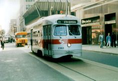 philadelphia pcc streetcars 2168 - Google Search