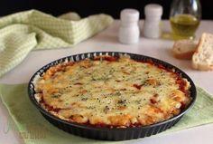pizza pane - In cucina con Anna No Salt Recipes, Greek Recipes, Pizza Recipes, Italian Recipes, Cooking Recipes, I Love Pizza, Good Pizza, Quiches, Pizza Recipe Pillsbury
