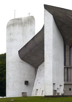 Le Corbusier, Cemal Emden · Chapelle Notre Dame du Haut