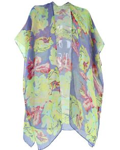 Kennedy Floral Kimono