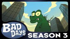 Godzilla - Bad Days - Season 3 Ep 5