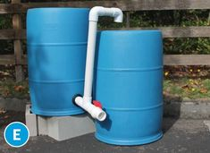 This water treatment train combines a few #DIYBMP devices for filtration or adsorption in a number of different water treatment applications:- stormwater treatment -...