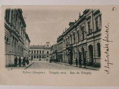 Nyitra, Telegdy utca