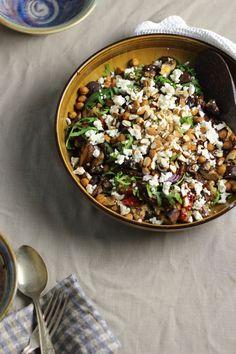 Italian Quinoa Salad | Mademoiselle Gourmande