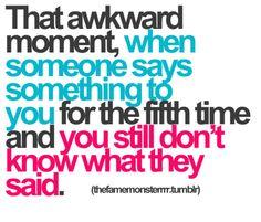Right? ADHD?!