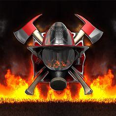 firefighter logo wallpaper - Google Search