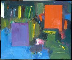 Renate's Nantucket - Hans Hofmann
