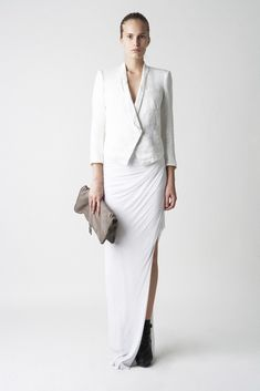Helmut Lang Spring 2011 Ready-to-Wear Collection Photos - Vogue