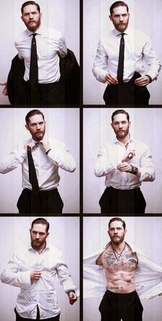 The English Actor Tom Hardy 16 photos Morably