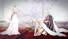 Athena / Saga / Kanon