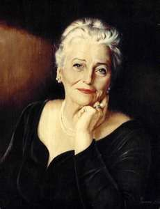 "Pearl Buck (1892-1973) born in W. Virginia, grew up in China w missionary parents & became an author, artist & humanitarian. She wrote The Good Earth, won a Pulitzer & is known ""for her rich & truly epic descriptions of peasant life in China & for her biographical masterpieces, millions gained an appreciation for the Chinese through Buck's writings."" She set up agencies for orphaned Asian-American children & the retarded & had incredible wisdom about life, which was seen in her books & life."