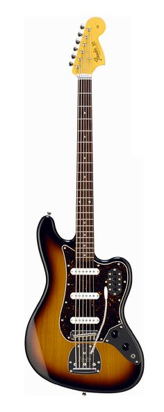 Fender Bass VI.  I have so much neeeeeeed for one of these in my life!!!
