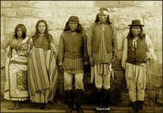 Imprisoned in Fort Marion, Naiche and other Apaches requested to   return to Arizona. The US did not allow their return, but Kiowa and Comanche tribes offered to share their reservations in Oklahoma with the Chiricahua, so Naiche and 295 members of his band moved to Fort Sill, Oklahoma, where they became the Fort Sill Apache Tribe. In 1913, Naiche moved to the Mescalero Indian Reservation in New Mexico.
