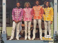 Bee Gees & Peter Frampton