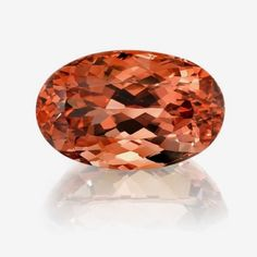 Love the warm and rare color of Imperial Topaz.