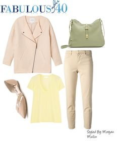 How to wear pastels 2014