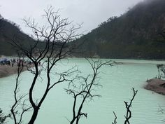 #kawahputih #indonesia #travel
