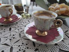 ༺✿ Jasminee™ ✿༻ Turkish Coffee ☕