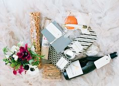 Esoteric Events | Tulle Magazine: The Welcome Bag