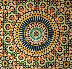 Morocaan tiles