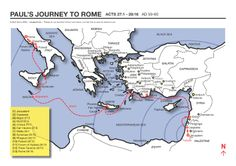 Bible charts, maps and illustrations