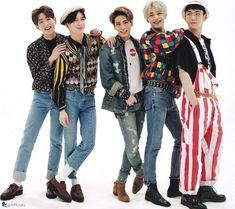 fotobook of album Shinee Jonghyun, Lee Taemin, Minho, K Pop, Shinee Five, Shinee Debut, Kim Kibum, Kpop Outfits, K Idols